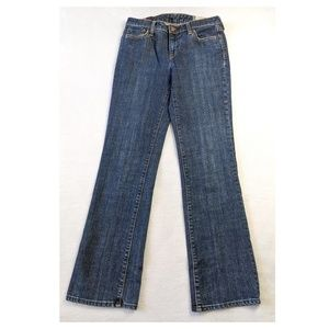 Gap 1969 Hand Sanded Rinse Stretch Bootcut 2
